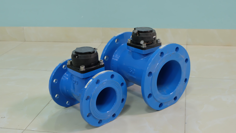 Đồng hồ đo nước thải, nước thô PoWoGaz-Metcon